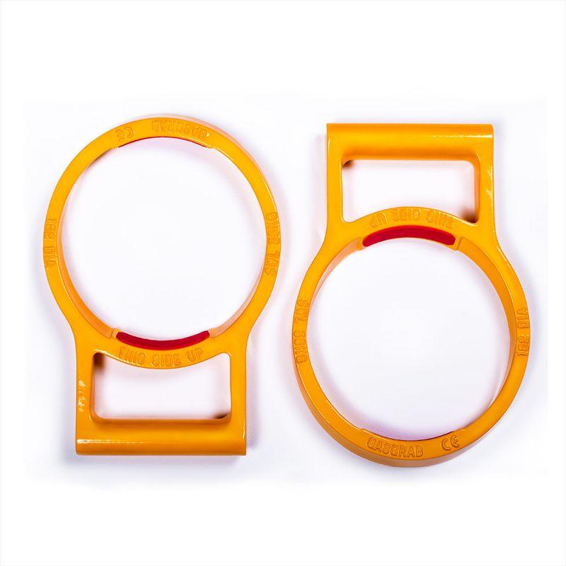 "GasGrab™ 6"" (152mm) - Yellow Gloss"