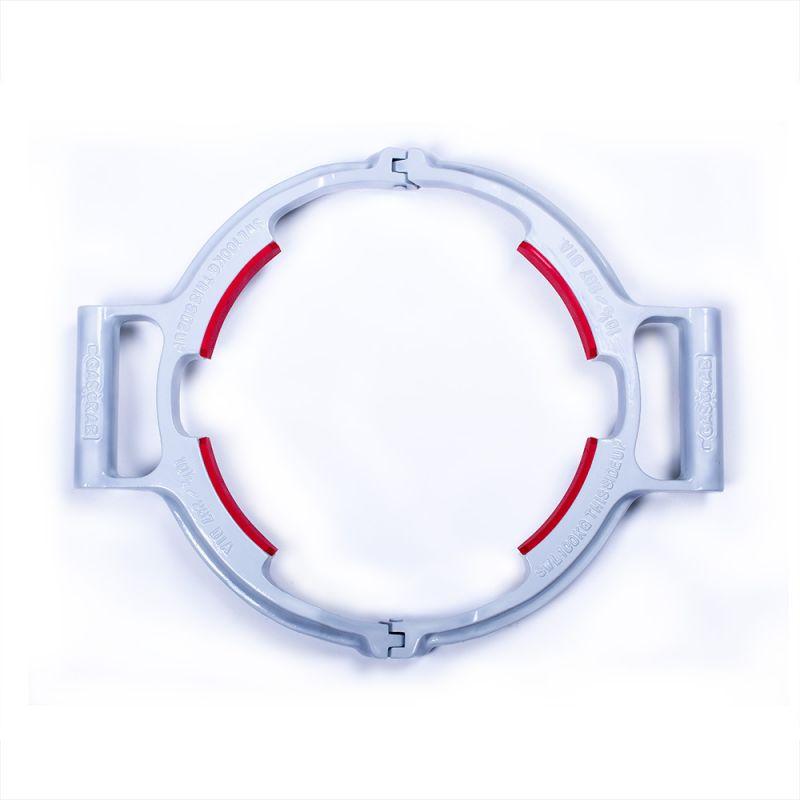 """GasGrab™ 10.5"""" (267mm) - Grey Gloss"""