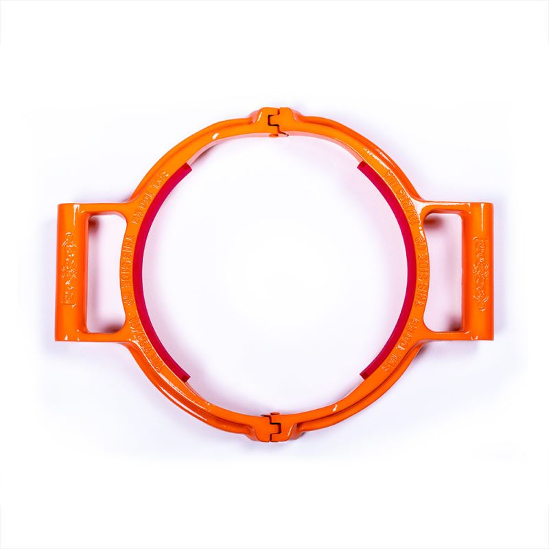 "GasGrab™ 10"" (254mm) - Gloss Orange"