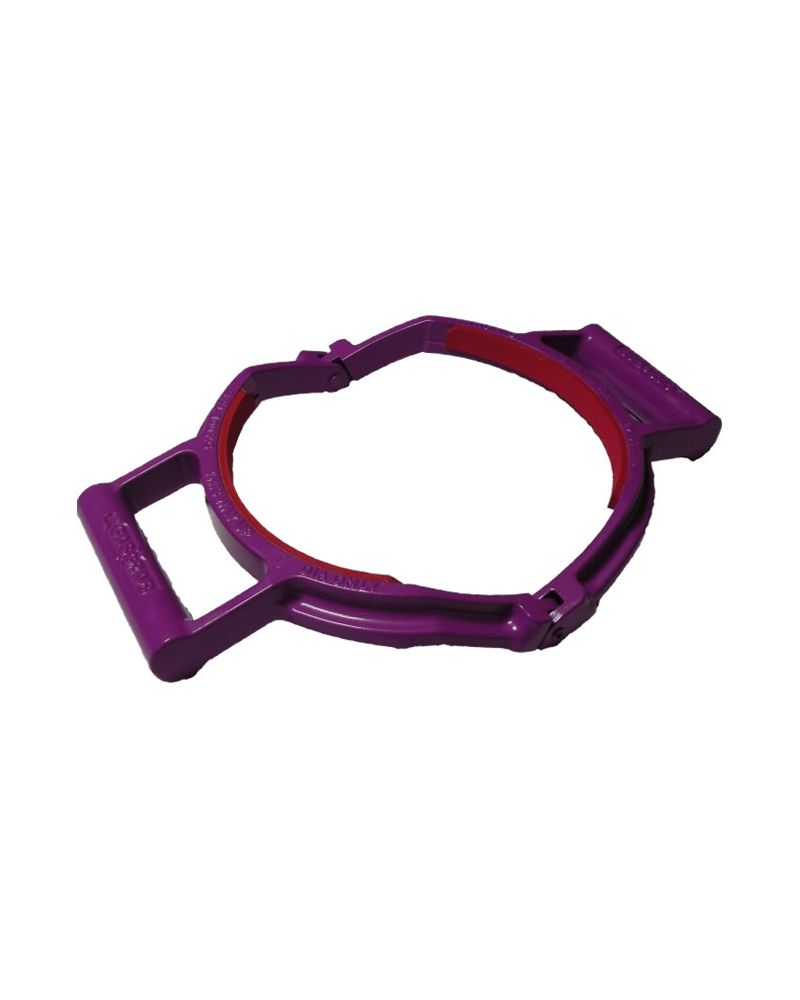 "GasGrab™ 9.25"" (235mm) - Purple Gloss"